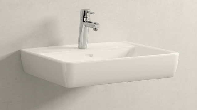 GROHE Concetto M-SIZE + Laufen Pro A