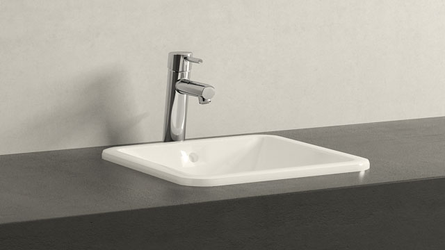 GROHE Concetto MStorlek + Villeroy&Boch Loop & Friends
