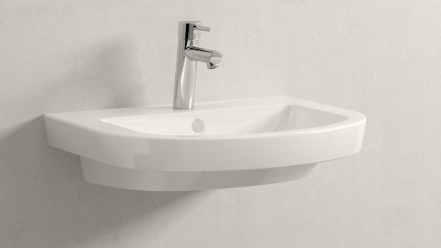 GROHE Concetto M-SIZE + Villeroy&Boch Subway 2.0