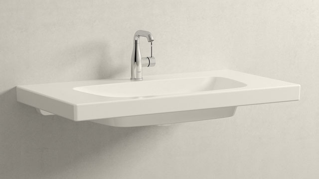 GROHE Essence NEW M-SIZE + Burgbad Max2