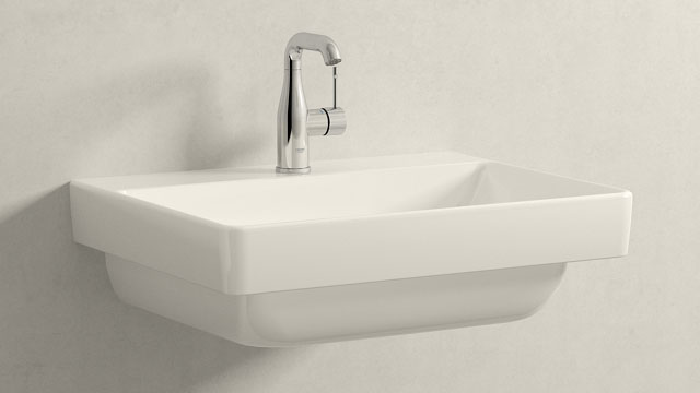 GROHE Essence NEW M-SIZE + Laufen Pro S