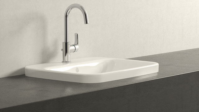 GROHE Eurosmart NEW L-TAILLE + Duravit Durastyle