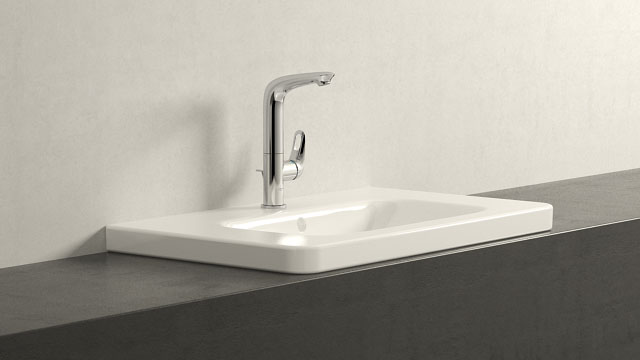 GROHE Eurostyle L-SIZE + Duravit Durastyle