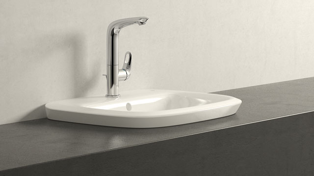 GROHE Eurostyle L尺寸 + GROHE Eurostyle