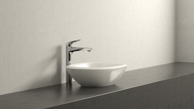 GROHE Eurostyle XL尺寸 + GROHE Eurostyle