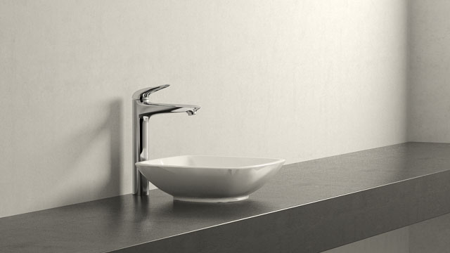 GROHE Eurostyle XL-ГАБАРИТЫ + Villeroy&Boch Loop & Friends