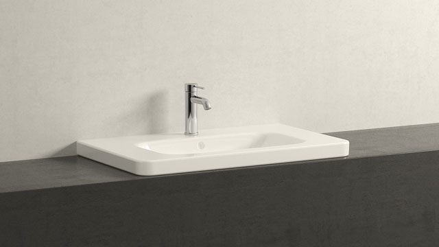 GROHE Essence NEW STAGLIA - + Duravit Durastyle