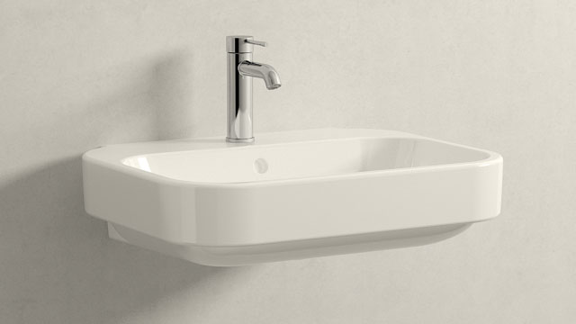 GROHE Essence NEW S-SIZE + Duravit Happy D.2