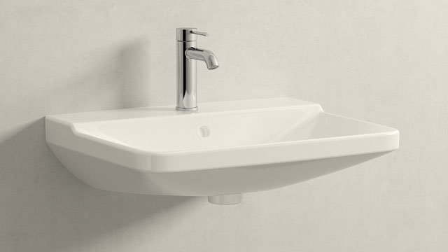 GROHE Essence NEW S-SIZE + Duravit P3 Comforts
