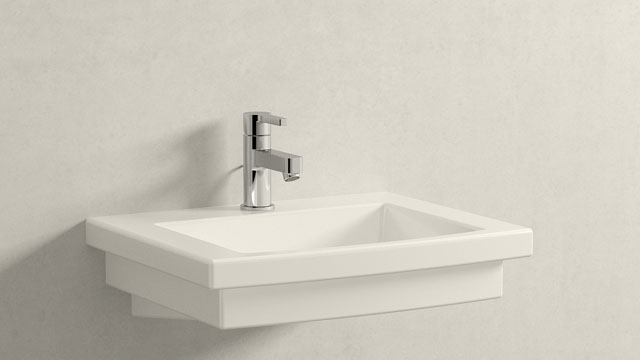 GROHE LINEARE XS-SIZE + Duravit 2nd floor