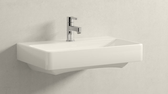 GROHE LINEARE XS-SIZE + Laufen Pro S