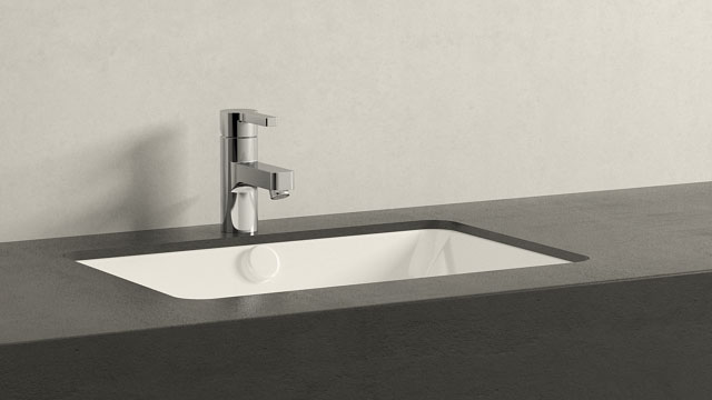 GROHE LINEARE S-SIZE + Duravit 2nd floor