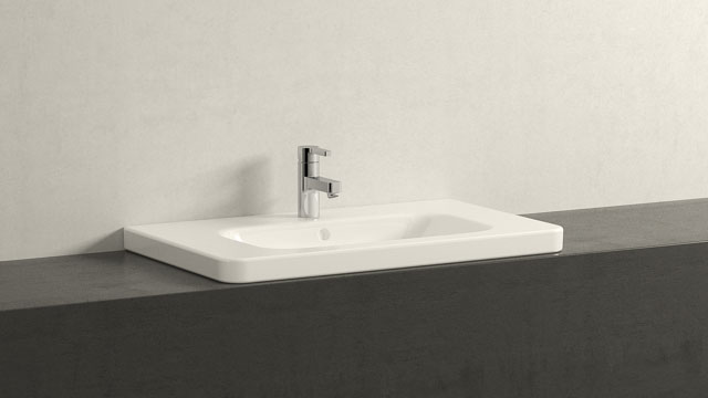 GROHE LINEARE S-SIZE + Duravit Durastyle