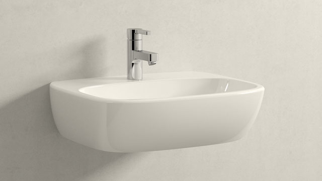 GROHE LINEARE S-VELIKOST + KOLO STYLE