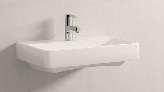 GROHE LINEARE S-SIZE + Laufen Pro S