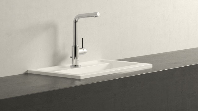 GROHE Atrio L-TAILLE + Burgbad Bel