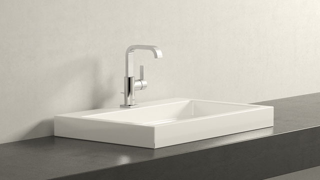 GROHE Allure LStorlek + Alape X.plicit.RE