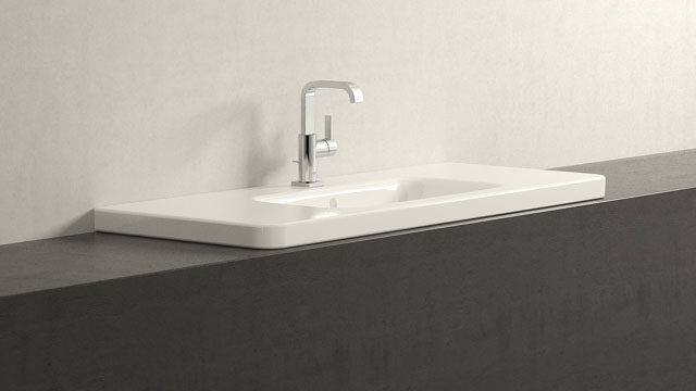 GROHE Allure L-VELIKOST + Duravit Durastyle