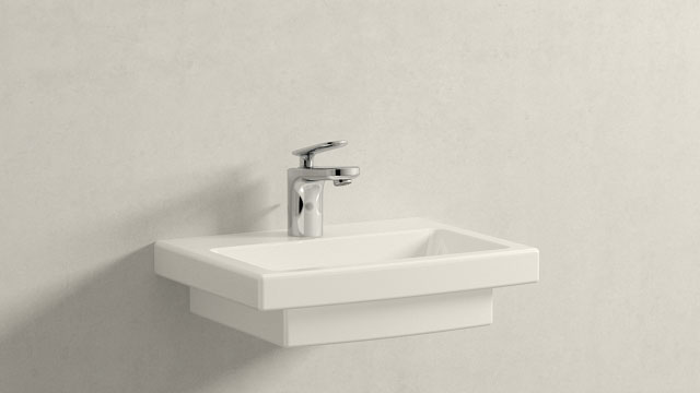 GROHE Veris XS-TAILLE + Duravit 2nd floor