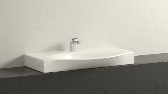 GROHE Veris XS-TAILLE + Laufen Palace