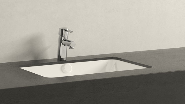 GROHE Concetto SStorlek + Duravit 2nd floor