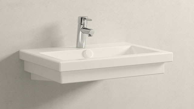 GROHE Concetto STAGLIA - + Duravit 2nd floor
