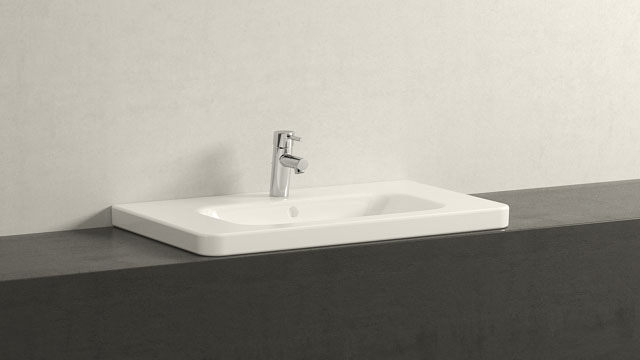 GROHE Concetto S-SIZE + Duravit Durastyle