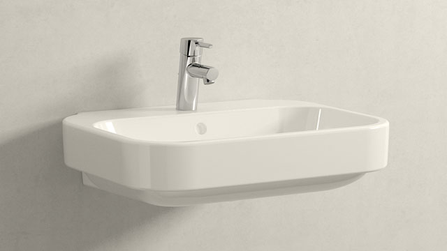GROHE Concetto S-SIZE + Duravit Happy D.2