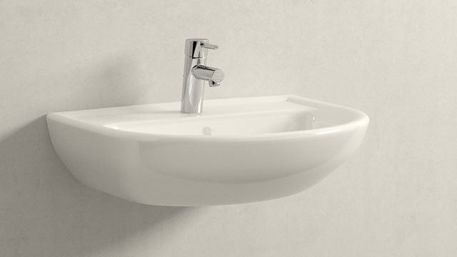 GROHE Concetto S-TAILLE + Laufen Pro B