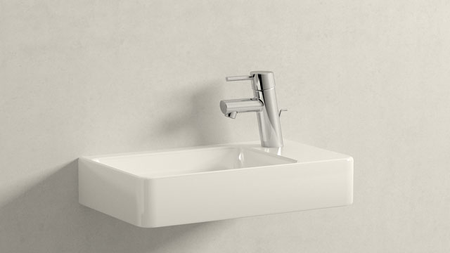 GROHE Concetto S-SIZE + Laufen Pro S