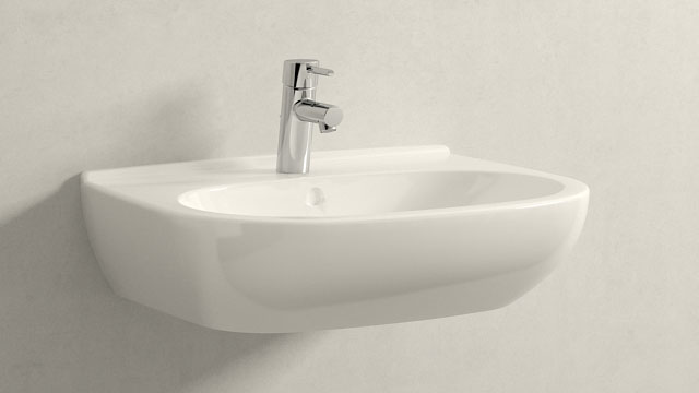 GROHE Concetto S-TAILLE + Villeroy&Boch O.novo