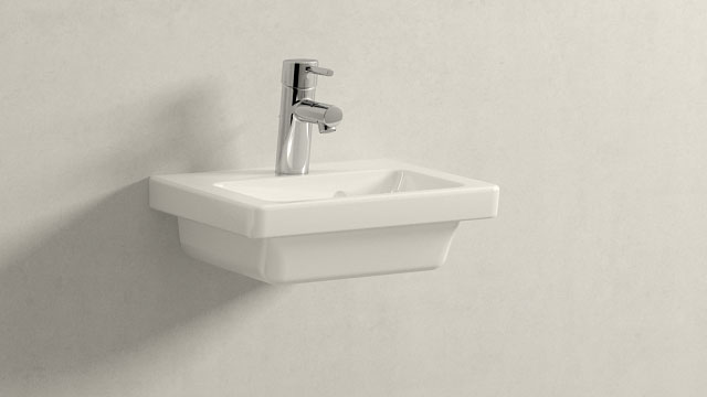 GROHE Concetto S-SIZE + Villeroy&Boch Subway 2.0