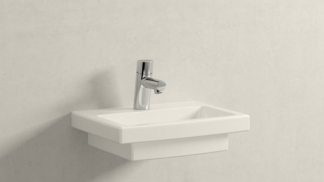 GROHE Concetto XS-SIZE + Duravit 2nd floor