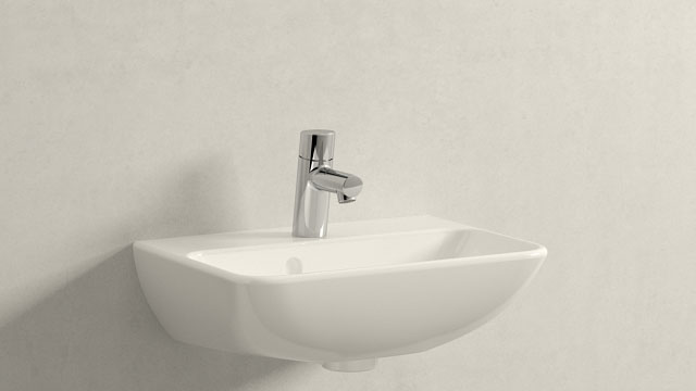 GROHE Concetto XS-SIZE + Duravit ME by Starck