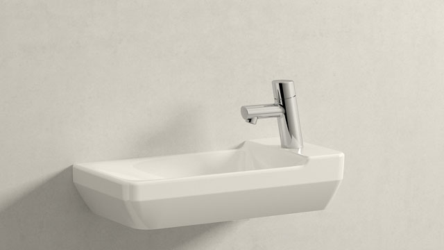 GROHE Concetto XS-SIZE + Duravit P3 Comforts