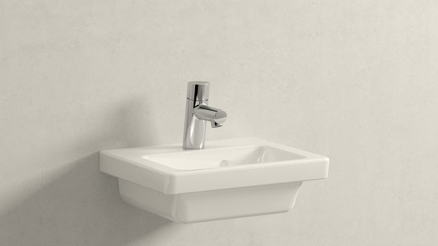 GROHE Concetto XS-SIZE + Villeroy&Boch Subway 2.0