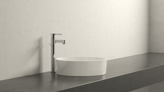 GROHE LINEARE XL-SIZE + Laufen Kartell by Laufen