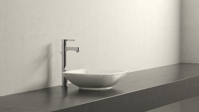 GROHE LINEARE XL-SIZE + Villeroy&Boch Loop & Friends