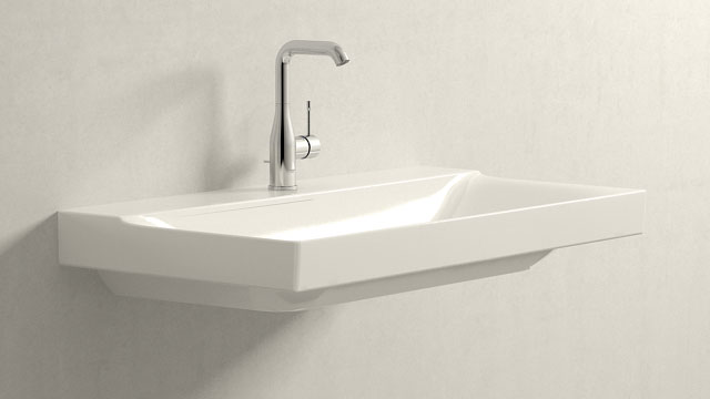 GROHE Essence NEW L-SIZE + Sphinx 420 NEW