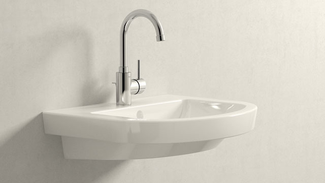 GROHE Concetto L-SIZE + Villeroy&Boch Subway 2.0