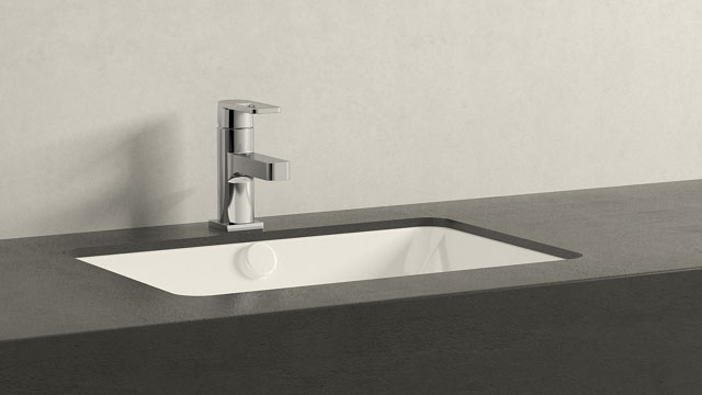 GROHE Quadra S-SIZE + Duravit 2nd floor
