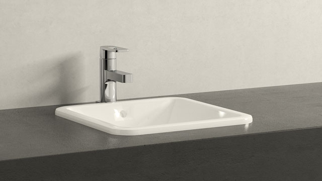 GROHE Quadra S-SIZE + Villeroy&Boch Loop & Friends