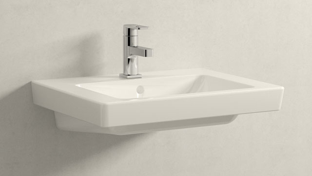 GROHE Quadra S-SIZE + Villeroy&Boch Subway 2.0