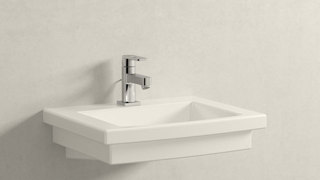 GROHE Quadra XS-SIZE + Duravit 2nd floor