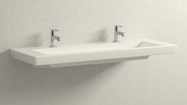 GROHE Quadra XS-SIZE + Villeroy&Boch Subway 2.0