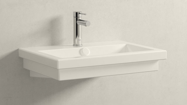 GROHE Essence NEW S-TAILLE + Duravit 2nd floor