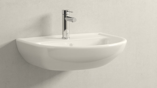 GROHE Essence NEW STAGLIA - + Laufen Pro B