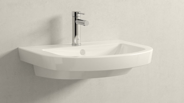 GROHE Essence NEW S-SIZE + Villeroy&Boch Subway 2.0