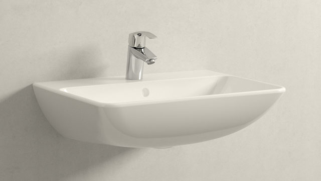 GROHE Eurosmart NEW STAGLIA - + Duravit ME by Starck