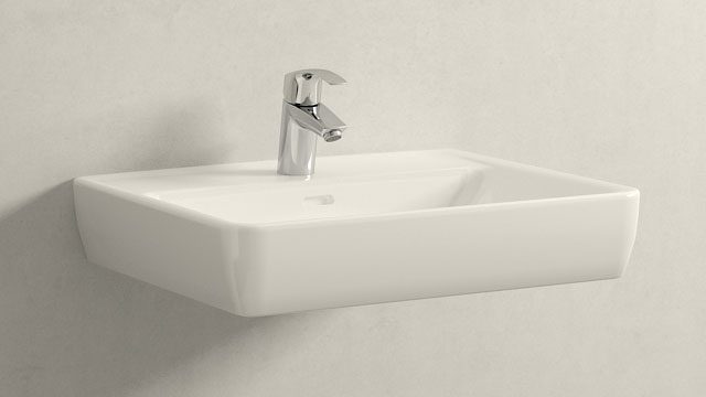 GROHE Eurosmart NEW S-TAILLE + Laufen Pro A